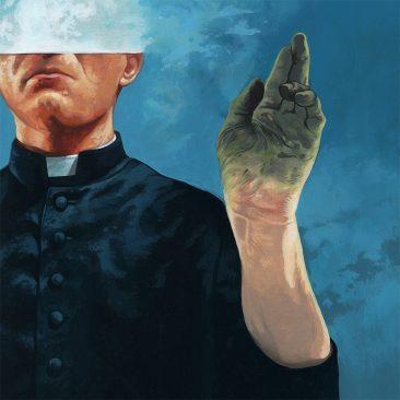 Steven Russell Black - Blind Faith (Detail 2)