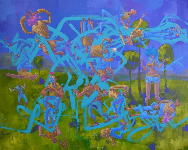 Tof Vanmarque - L'humanité sur le fil de l'abstraction