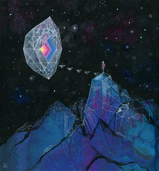 Aaron Piland - Crystal Portal