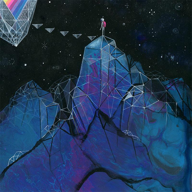 Aaron Piland - Crystal Portal (Detail 2)