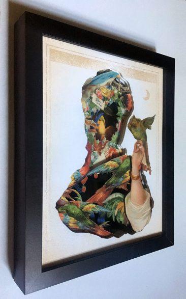 Alex Eckman-Lawn - True to Thee (Framed - Side)