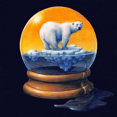 Brian Britigan - Snow Globe