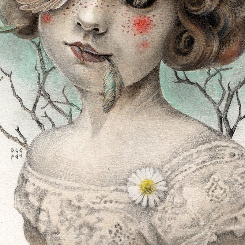 Dolce Paganne - Blossom (Detail 2)