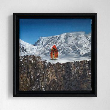 Heiko Muller - Abyss (Framed - Front)