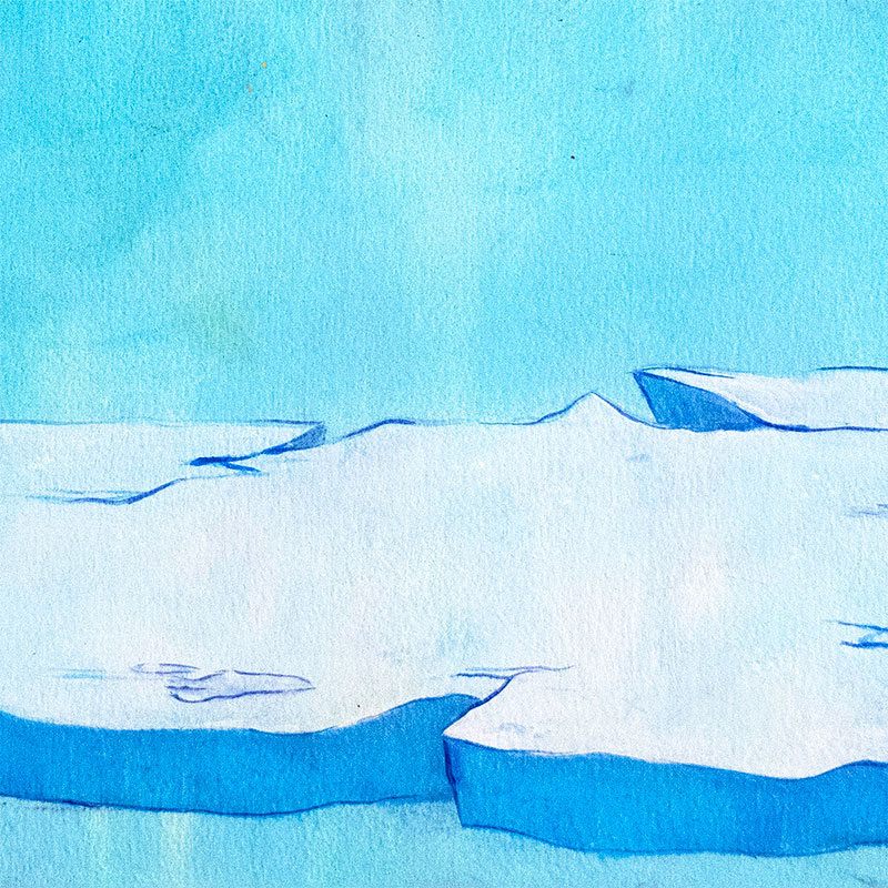 Lauren Genovese - Few and Far Between (Detail 3)