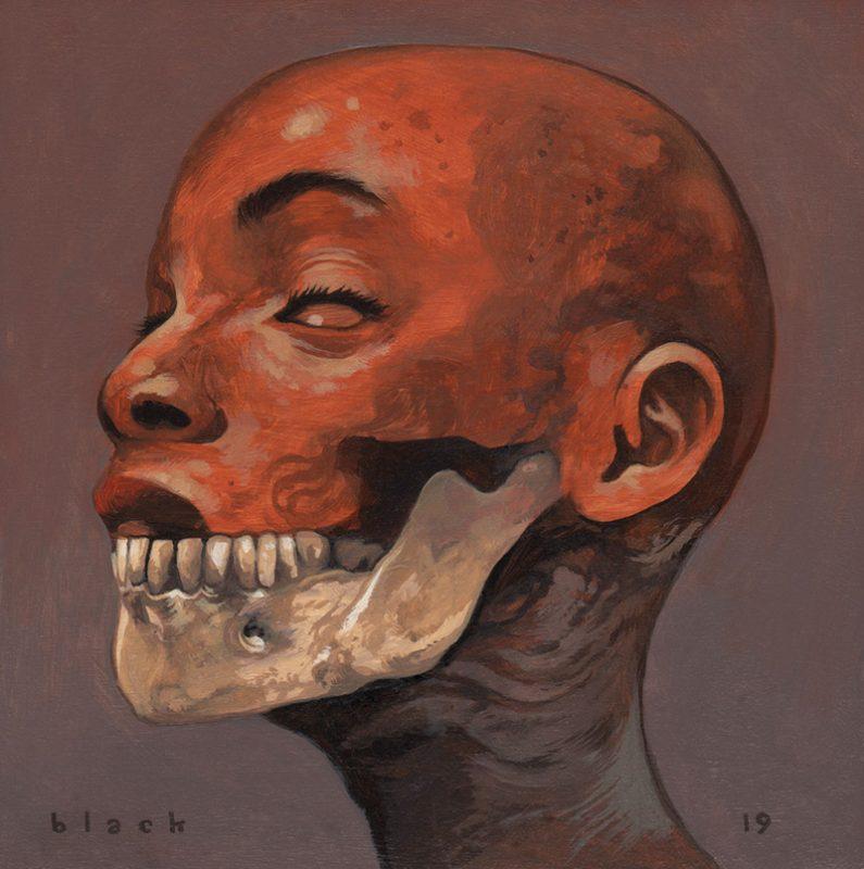 Steven Russell Black - Little Ghoulie Fig. 7