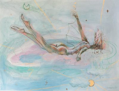 Alexandra Levasseur - Freedom