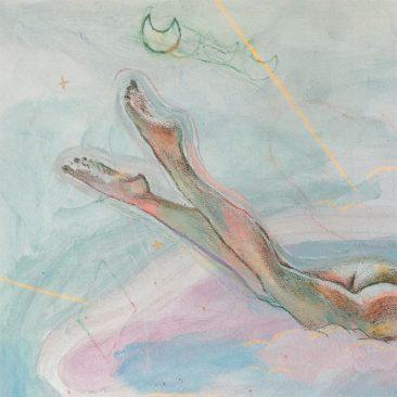 Alexandra Levasseur - Freedom (Detail 1)