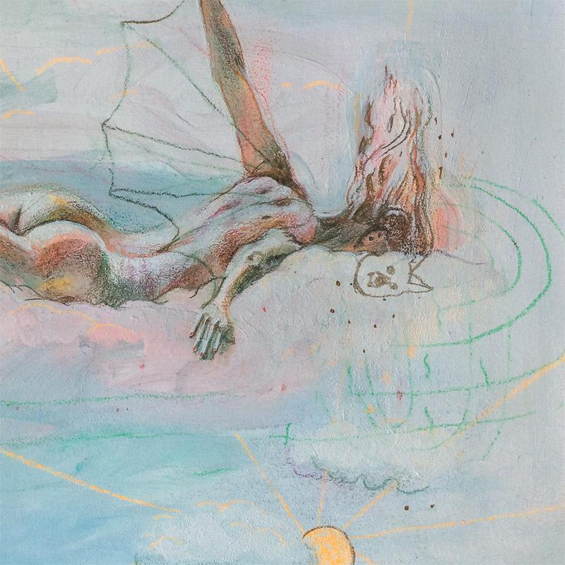 Alexandra Levasseur - Freedom (Detail 2)