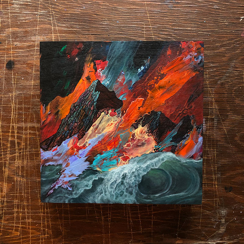 Anthony Hurd - Carry Me Away from Here (Desk)