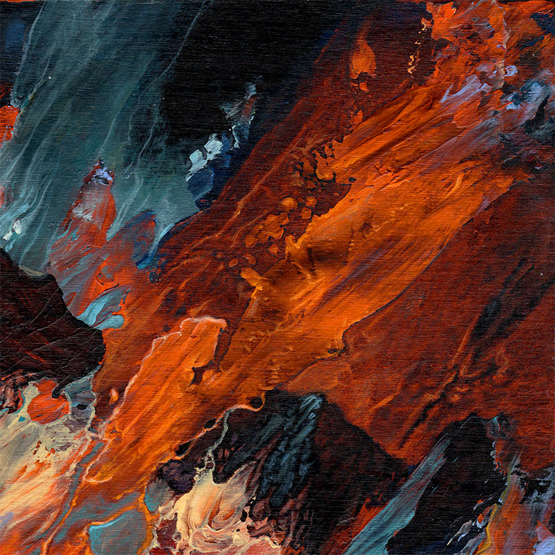 Anthony Hurd - Carry Me Away from Here (Detail 1)