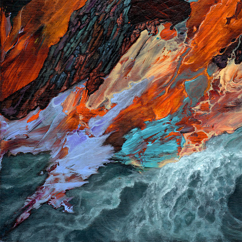 Anthony Hurd - Carry Me Away from Here (Detail 2)