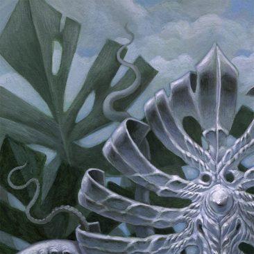 Brendon Flynn - Hiding Amongst the Flora (Detail 1)