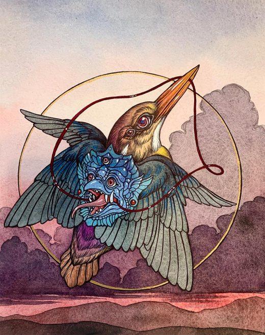 Caitlin Hackett - Sky Bound
