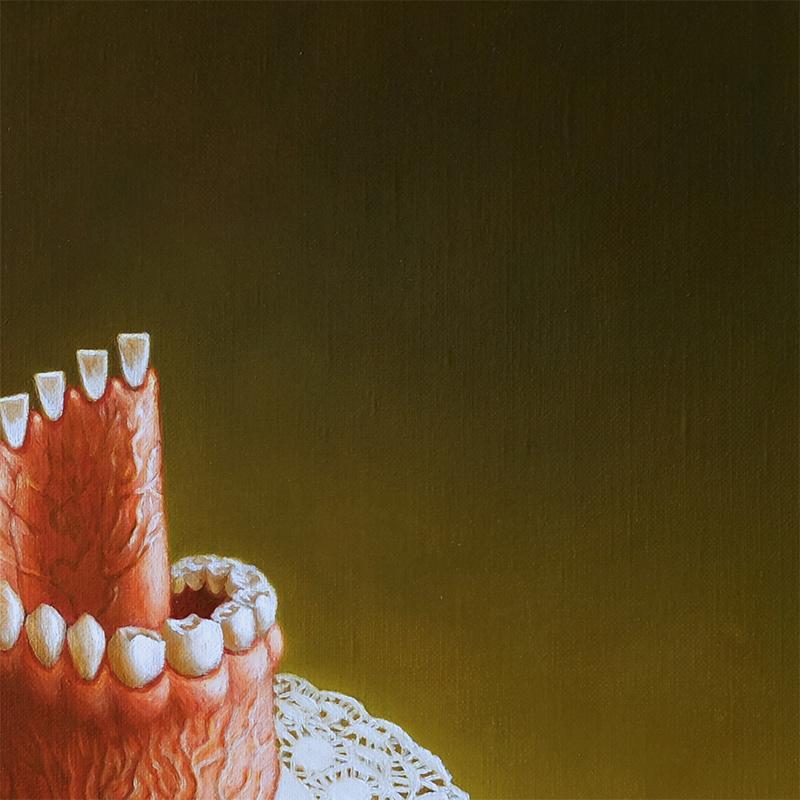 Hersoc Baptiste - Dentition (Detail 1)