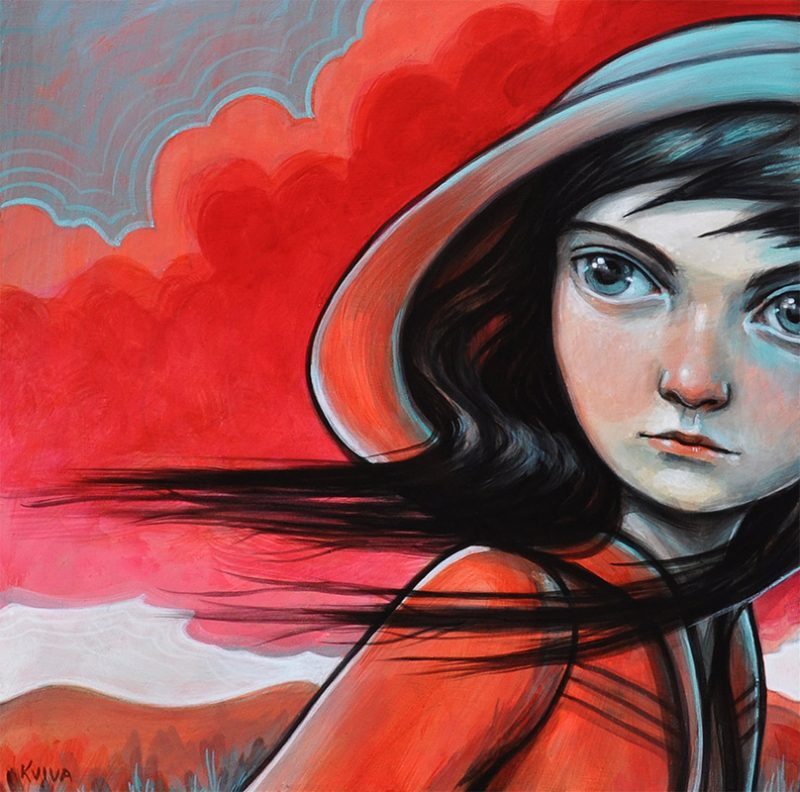 Kelly Vivanco - Thunderhead
