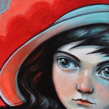 Kelly Vivanco - Thunderhead (Detail 1)