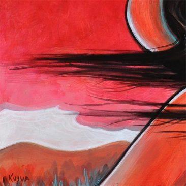 Kelly Vivanco - Thunderhead (Detail 2)