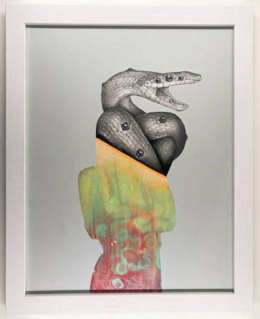 Matt Byle - Envy (Frame - Front)
