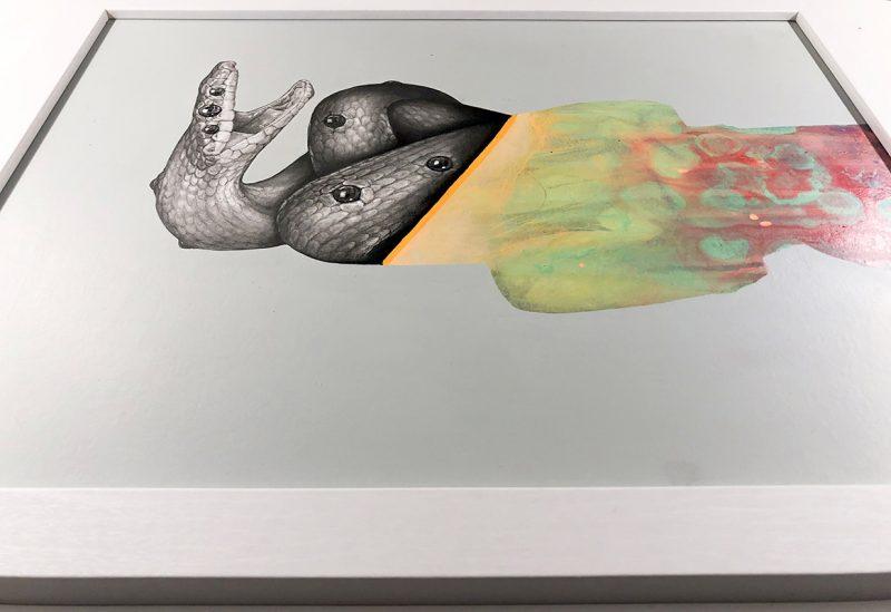 Matt Byle - Envy (Frame - Side)