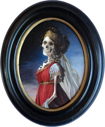 Michele Melcher - Queen of Prussia (Framed)