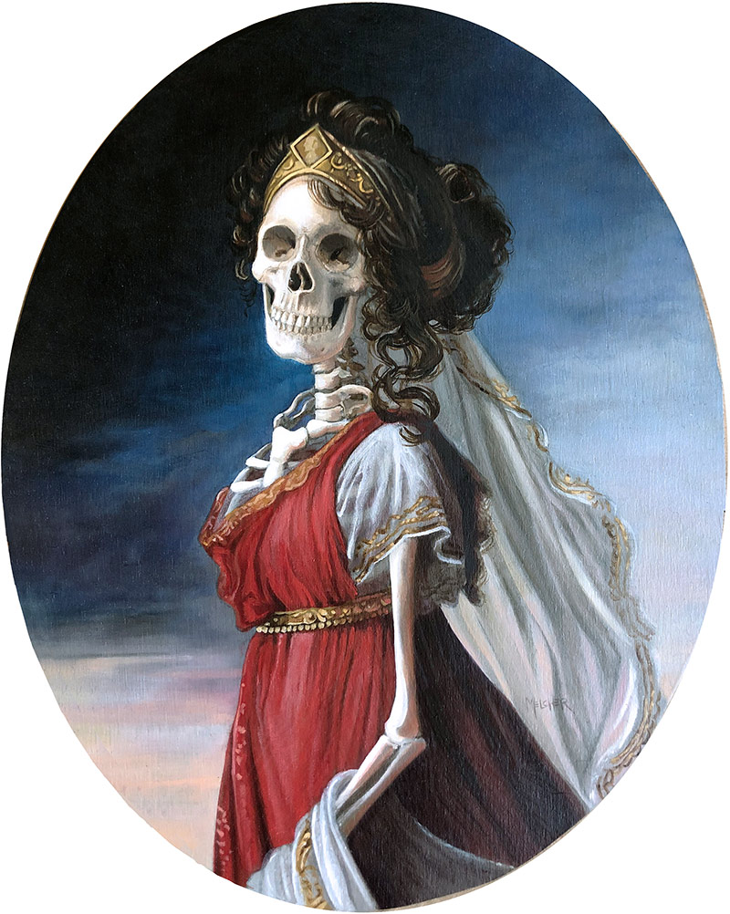 Michele Melcher - Queen of Prussia
