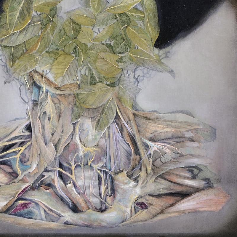 Nunzio Paci - Melancholy (Detail 2)