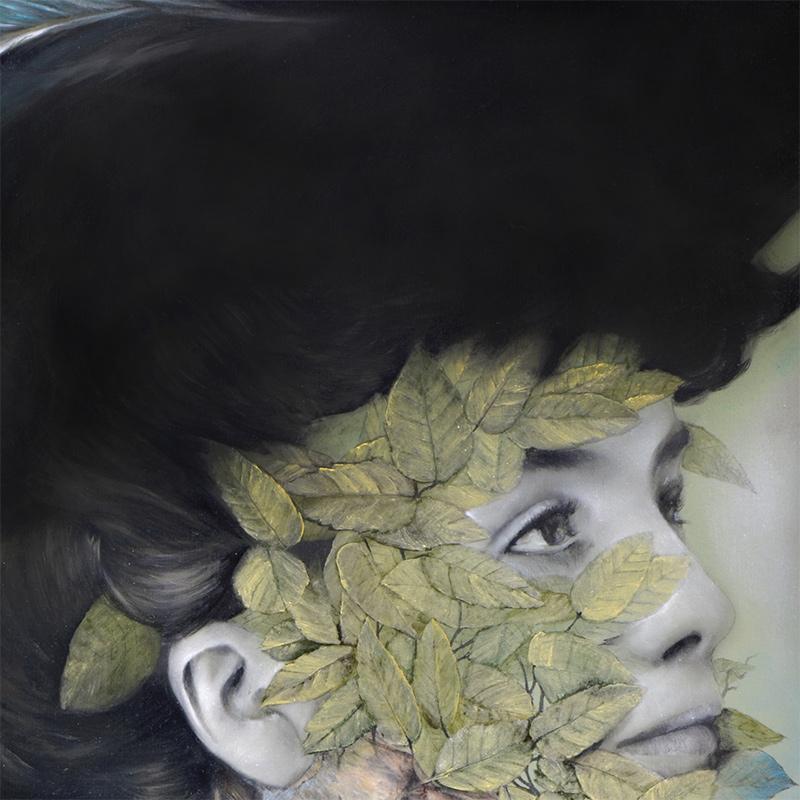 Nunzio Paci - Torpid Flesh (Detail 1)