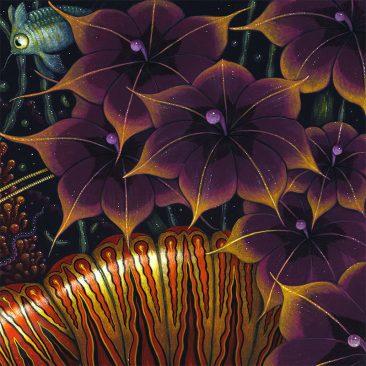 Robert Steven Connett - FLOWER MIMIC (Detail 3)