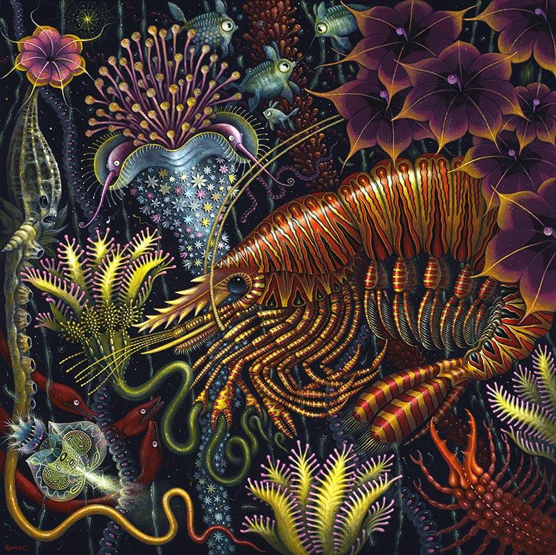 Robert Steven Connett - FLOWER MIMIC