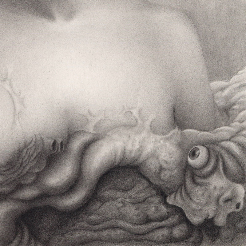 Carlos Fernandez - Mass Beauty (Detail 2)