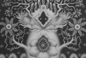 Catriona Secker - Nature Spirit (Detail 1)