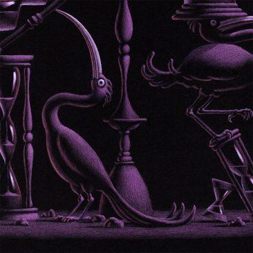 Daniele Castellano - Acrobats (Detail 2)