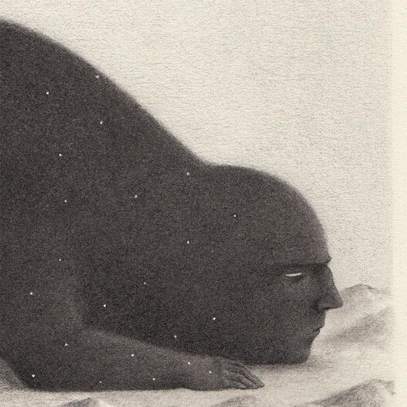David Alvarez - Resting (Detail 2)