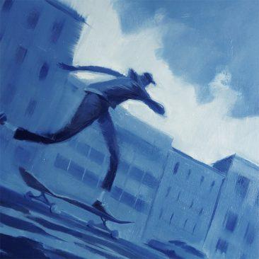 Dean Stuart - Puddle Jump (Detail 1)
