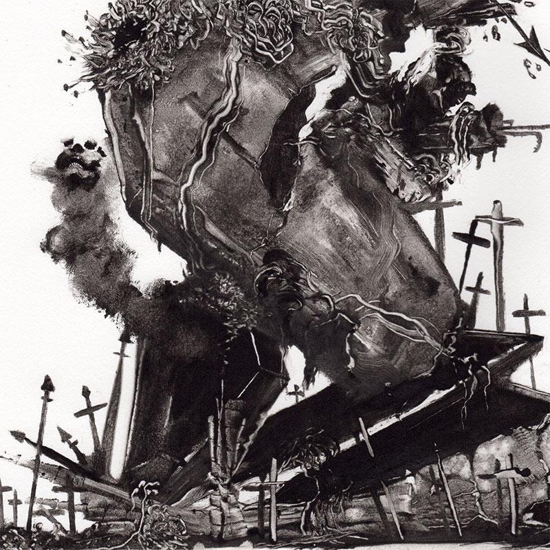 Grady Gordon - Ossuary (Detail 2)
