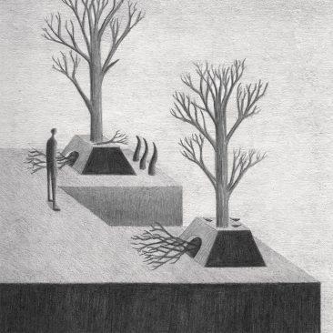 James Lipnickas - A Place Where Time Reverses (Detail 1)