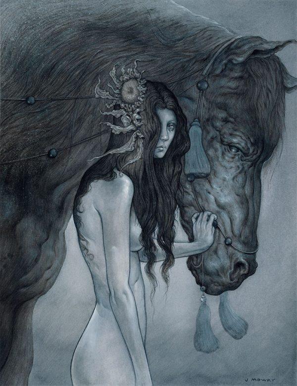Jason Mowry - Blue Opulence