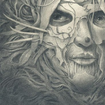 John Walker - Forest Satyr (Detail 1)