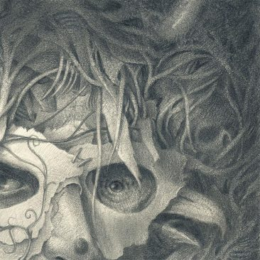 John Walker - Forest Satyr (Detail 2)