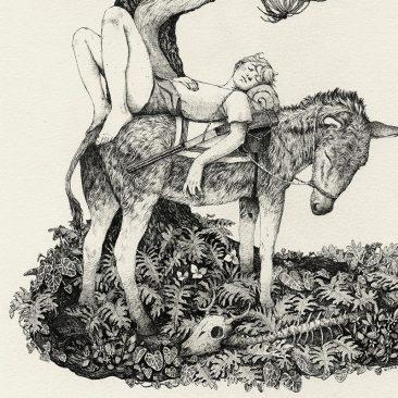 Kima Lenaghan - Nightshift (Detail 2)