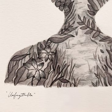 Lauren Elizabeth Lee - Unforgettable (Detail 2)