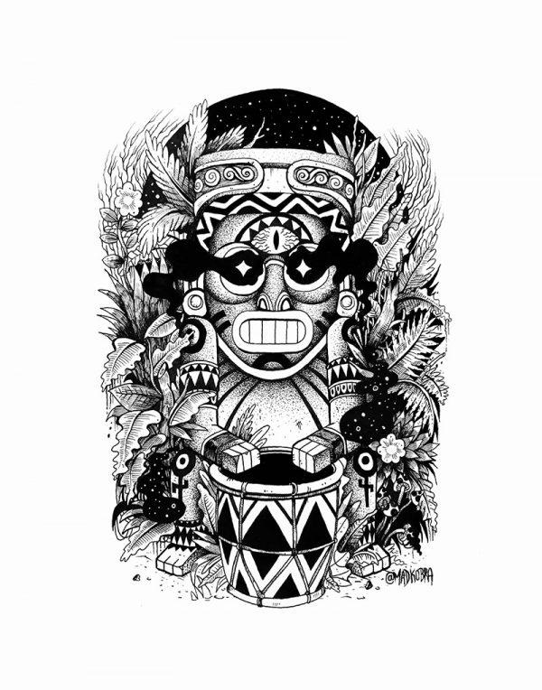 Madkobra - Areito Supreme