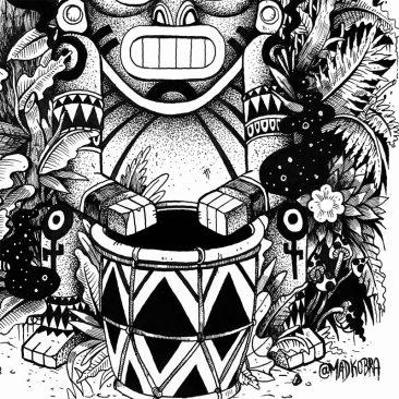Madkobra - Areito Supreme (Detail 2)