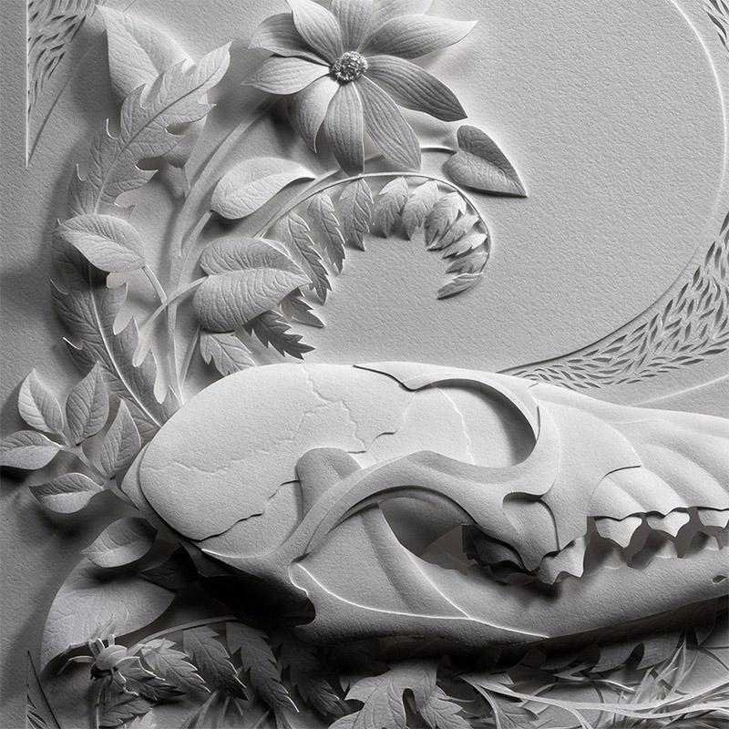 Marisa Aragon Ware - Genesis (Detail 1)