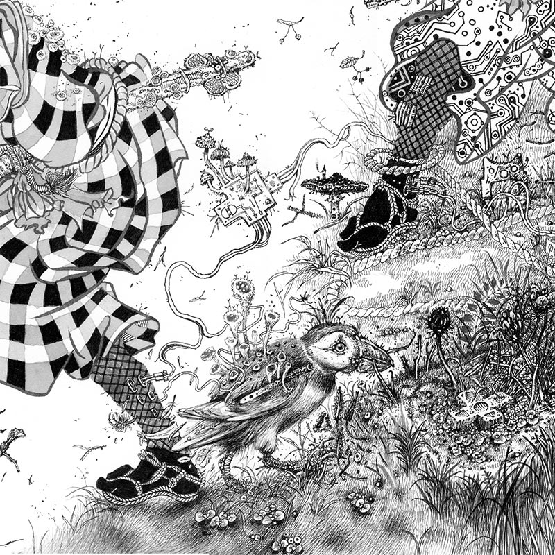Monika Mitkute - Playground (Detail 5)