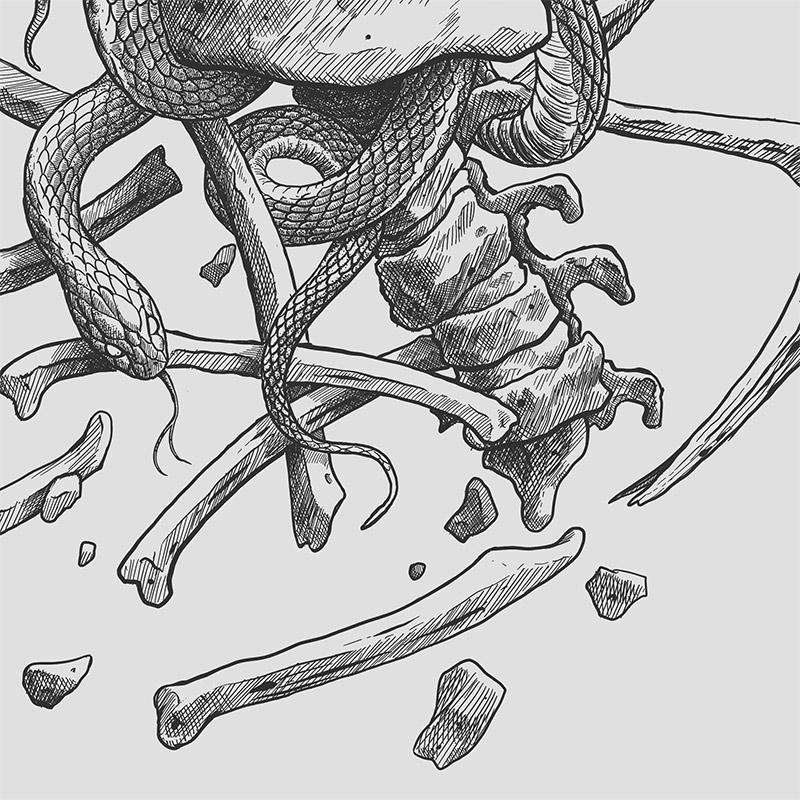 Probo - Bullshit (Detail 3)