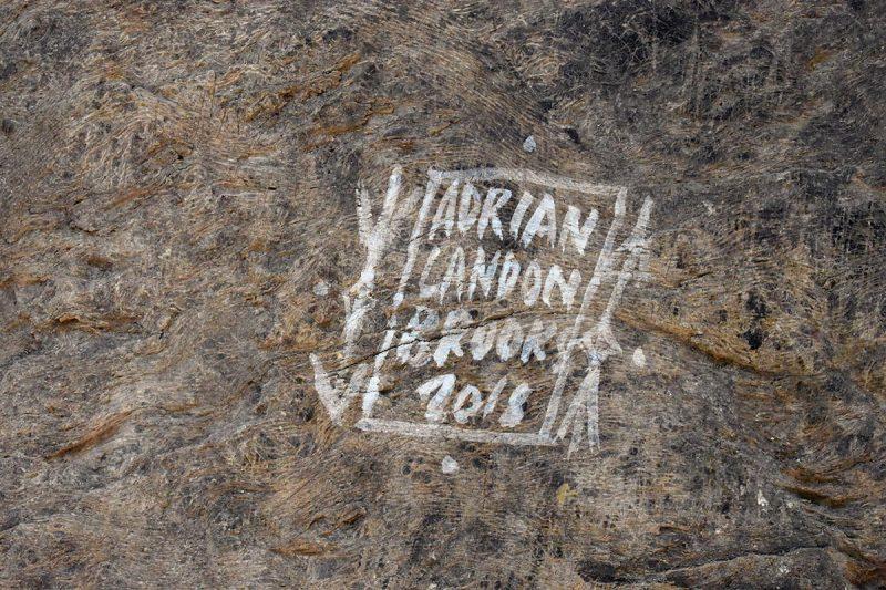 Adrian Landon Brooks - Half Hearted Escape (Signature)