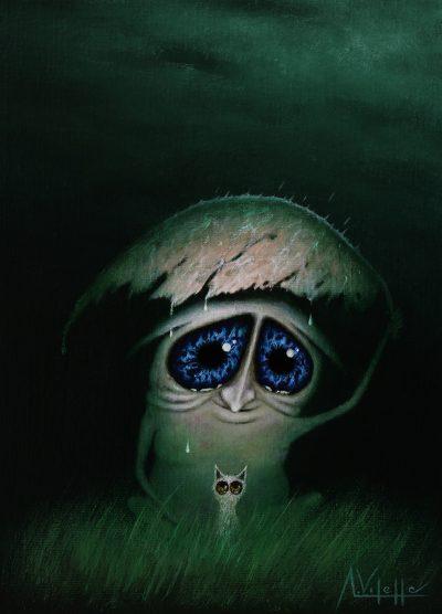 August Vilella - Rain