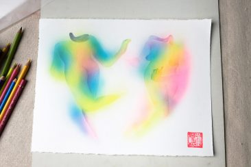 Hanna Lee Joshi - Dance With Me Before I Fade Away (Desk)